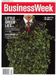 Business Week cover story