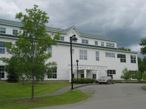 Oakes Hall, Vermont Law School  23,500sq ft, 16 gallons per day water consumed