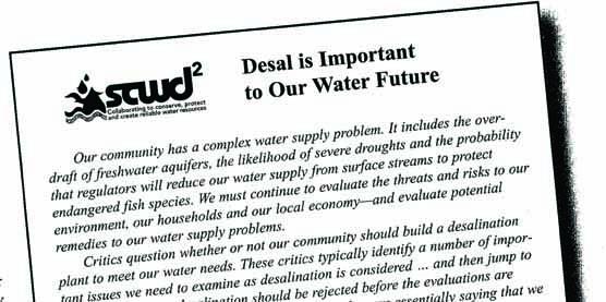 desalination articles 2011